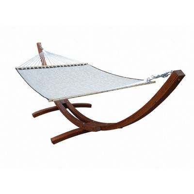 Poolside Hammock - Double (Beige) POOL23