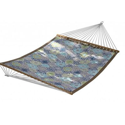 Quilted Fabric Hammock - Double (Pacifica) QFAB27