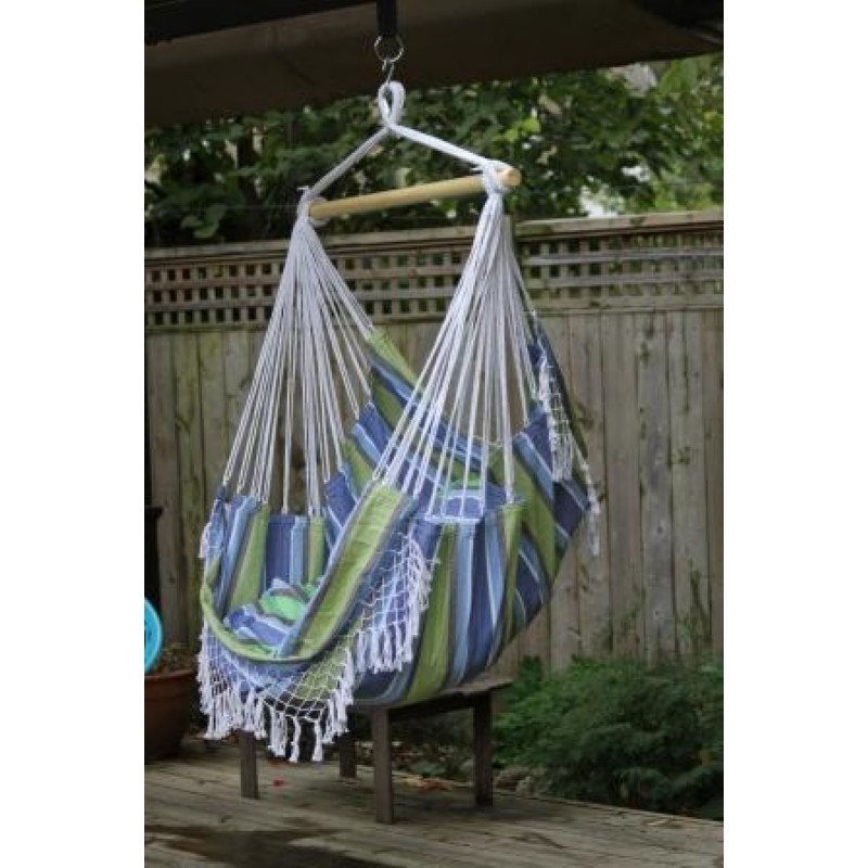 Brazilian Hammock Chair (Oasis)