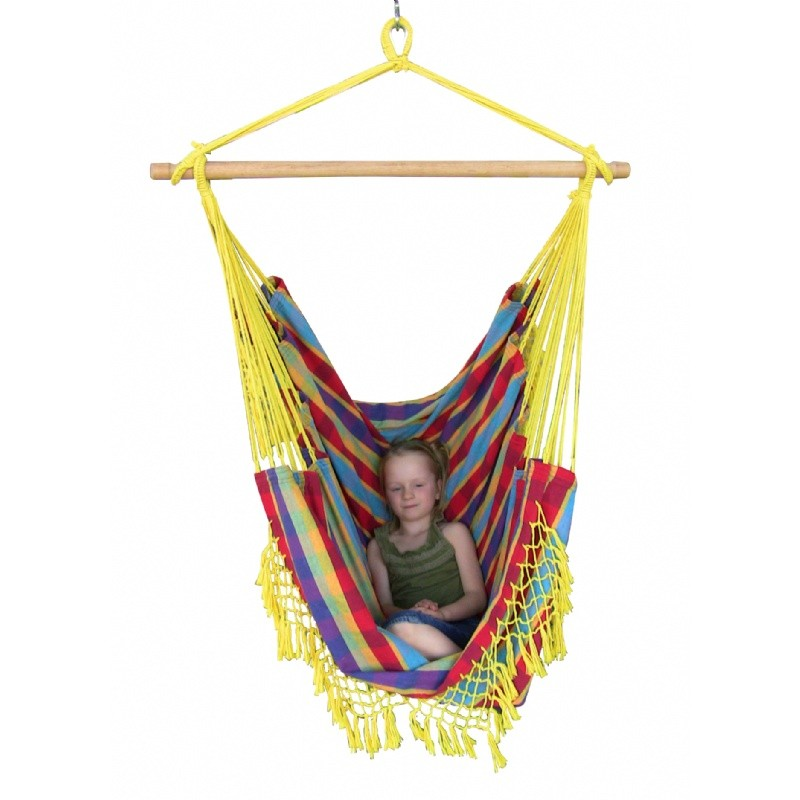 Brazilian Hammock Chair (Paradise)
