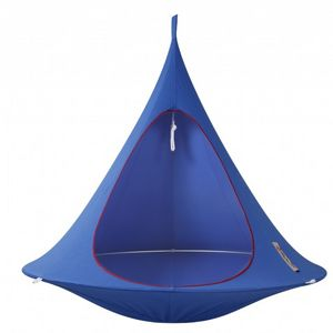Cacoon Double Hanging Nest Chair Sky Blue CAC-DB-004