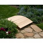 Cedar Plank Bridge Natural 3' WRF1203-2CVD