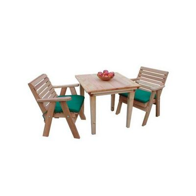 Cedar Classic Dining Set Natural WF8305CVD