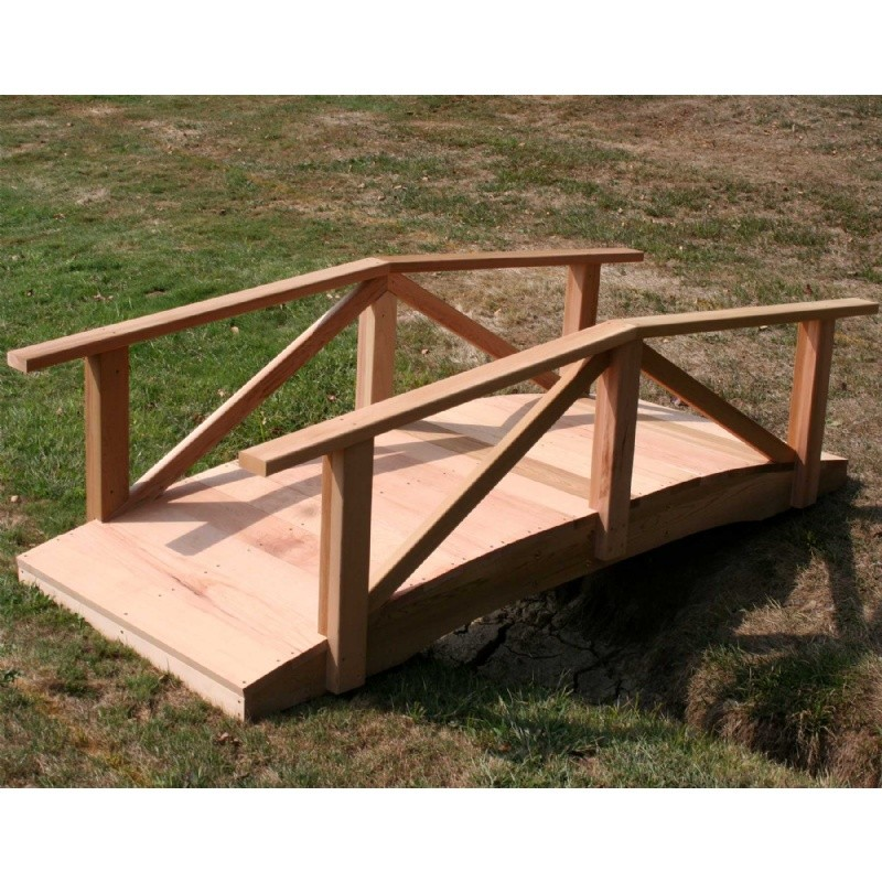 Home & Garden: Garden Bridges