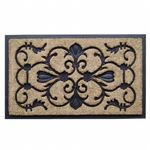 "Dirtbuster Rubber Coir Mat 18"" x 30"" - Majesty NH-18027"