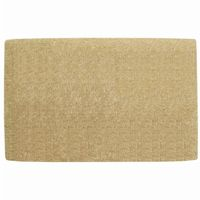 "Heavy Duty Coir Mat 22"" × 36"" NH-O2099"