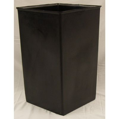 Witt 21 Gallon Black Rigid Plastic Liner W-21R