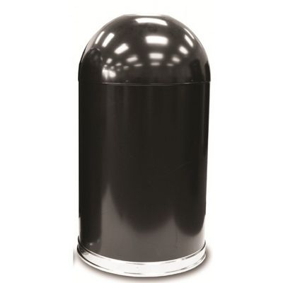Witt Indoor Dometop 20 Gal. Black Steel W-420DTBK