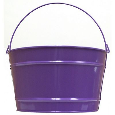 Witt Outdoor 16 Qt Pail Purple Radiance Steel W-W16PCPUR