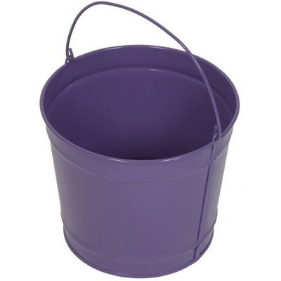 Witt Outdoor 2 Qt Pail Purple Radiance Steel W-W2PCPUR