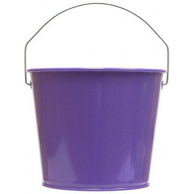 Witt Outdoor 5 Qt Pail Purple Radiance Steel W-W5PCPR