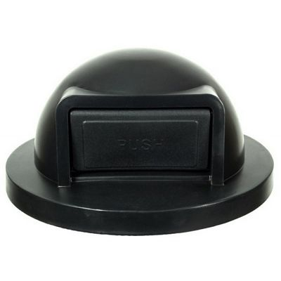 Witt Outdoor Dome Top Lid Black Plastic W-SC55DT