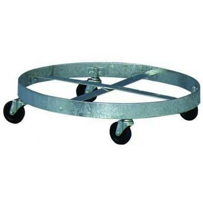 Witt Outdoor Drum Dolly Galvanized Steel W-DD-200