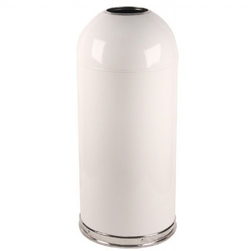Witt Indoor Dometop 15 Gal. White Steel W-415DT-WH