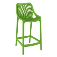 Air Outdoor Counter High Chair Tropical Green ISP067