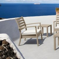 Outdoor furniture cushions for siesta