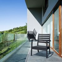 Artemis outdoor furniture, chairs, tables