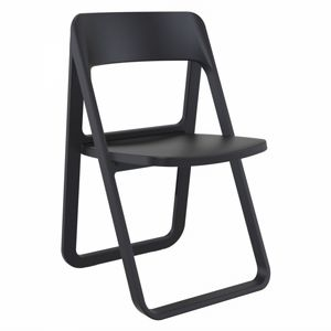 Dream Folding Outdoor Chair Black ISP079