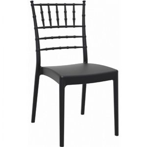 Josephine Wedding Chair Black ISP050