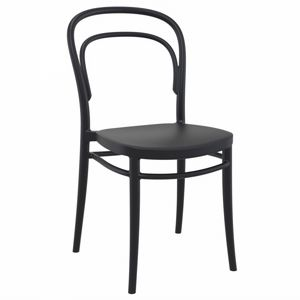 Marie Resin Outdoor Chair Black ISP251