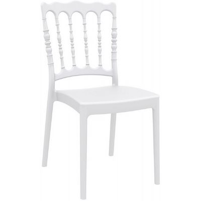 Napoleon Wedding Chair White ISP044
