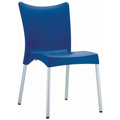 RJ Resin Outdoor Chair Blue ISP045-DBL