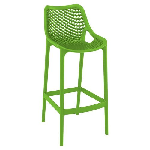Air Outdoor Bar High Chair Tropical Green ISP068-TRG