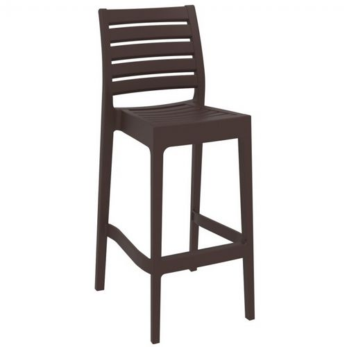Ares Outdoor Barstool Brown ISP101-BRW