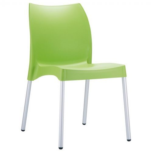 DV Vita Resin Outdoor Chair Apple Green ISP049-APP