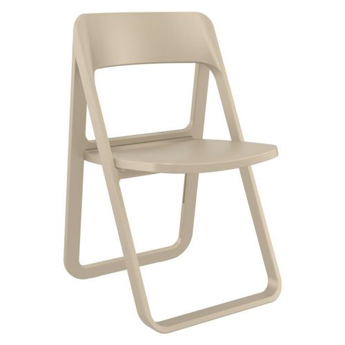 Dream Folding Outdoor Chair Taupe ISP079-DVR