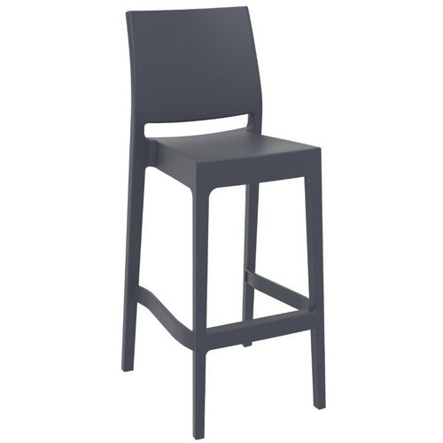 Maya Outdoor Barstool Dark Gray ISP099-DGR