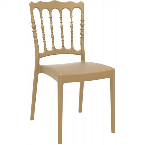 Napoleon Wedding Chair Gold ISP044-GLD