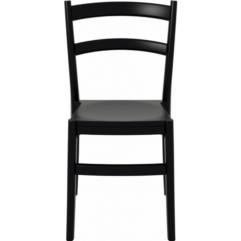 Tiffany Cafe Outdoor Dining Chair Black alternative photo