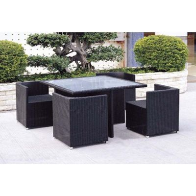 Jaavan Fusion Table And Chairs Set Ja 22 Cozydays