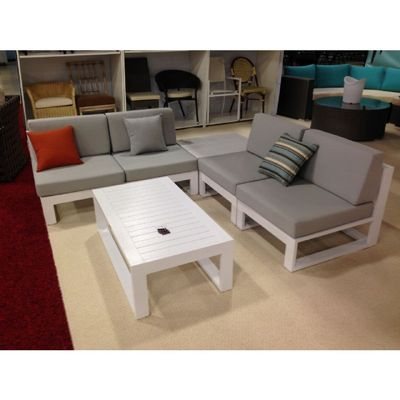 Jaavan Pure Sectional Set 6 Pieces Ja Puresecset7 Cozydays