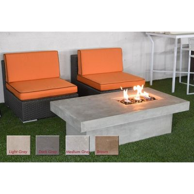 Jaavan Rectangle Fire Pit JA-170R
