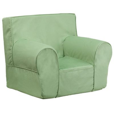 Small Green Kids Chair DG-CH-KID-SOLID-GRN-GG