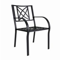 Paracelsus Outdoor Patio Aluminum Chair V1810
