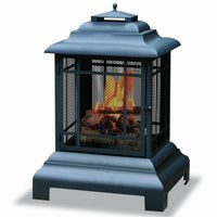 Black Outdoor Firehouse BRWAF501CS