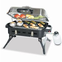 Blue Rhino Stainless Steel Portable LP Gas Grill BR-NPG2322SS