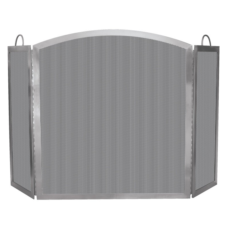3 Fold Stainless Steel Screen - Indoor - Outdoor