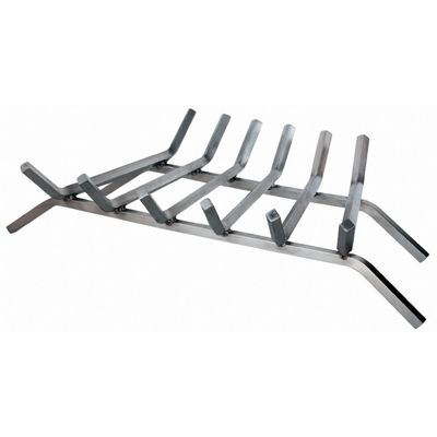 "27"" 6-Bar 304 Stainless Steel Bar Grate BR-C-7727"