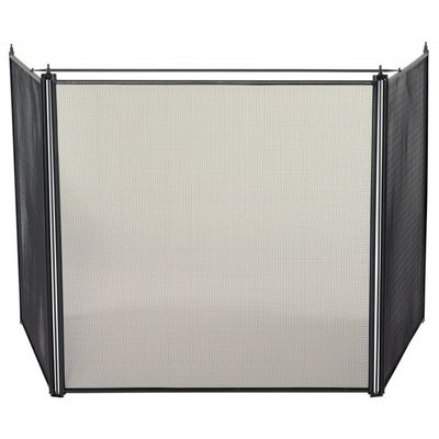 3 Fold Oversized Stove Screen BR-S-1519