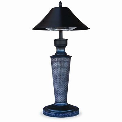 Table Lamp Electric Patio Heater Vacation Day BR-EWTR890SP