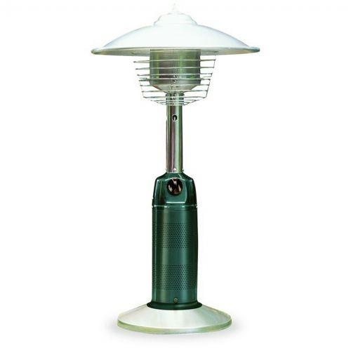 Portable Tabletop Outdoor Heater Green Br62900u Cozydays