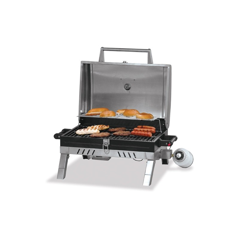 Blue Rhino Stainless Steel Outdoor LP Barbecue Grill ...