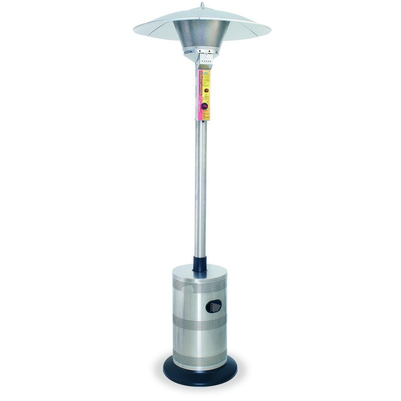 Propane Fire Pit: Commercial LP Gas Patio Heater