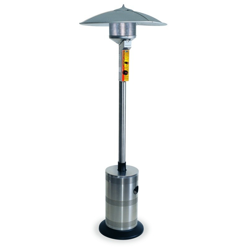 Uniflame Stainless Steel Deluxe Residential LP Gas Outdoor