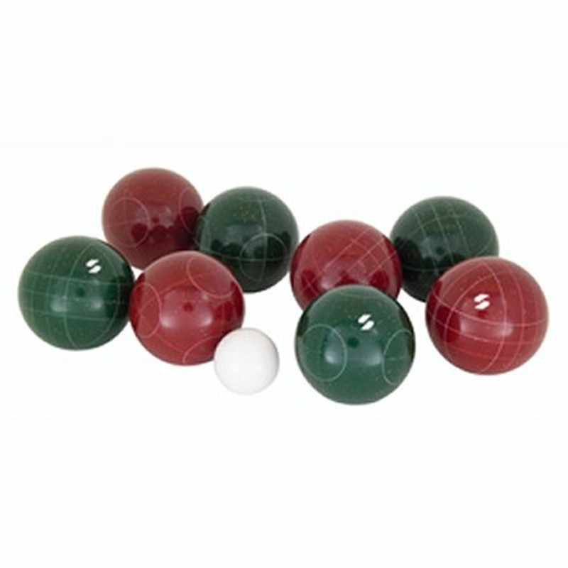 Home & Garden: Outdoor Games: Garden Collection Bocce Set - 113mm