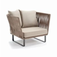 Bitta Braided Modern Outdoor Club Chair GK-70200-729